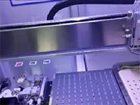 自动六色电池盒移印机