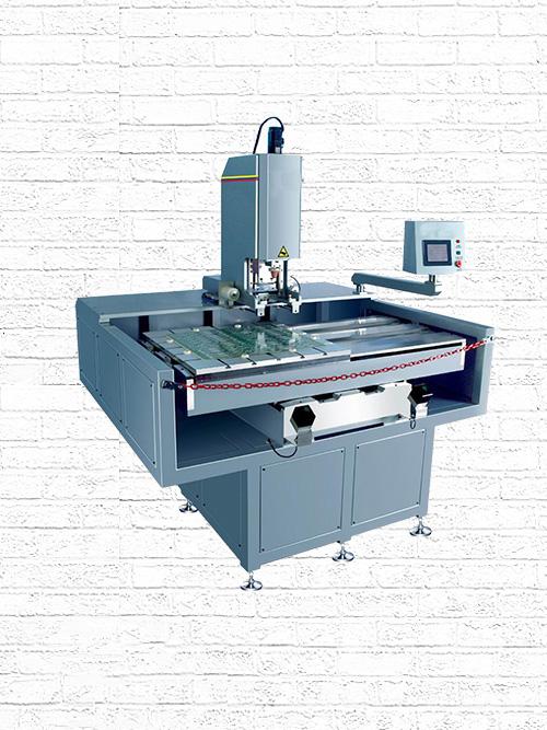自动化移印机 GN-140TEC-XY